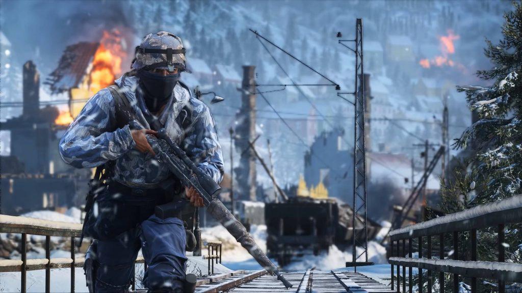 战地1-5全系列合集分享游戏下载