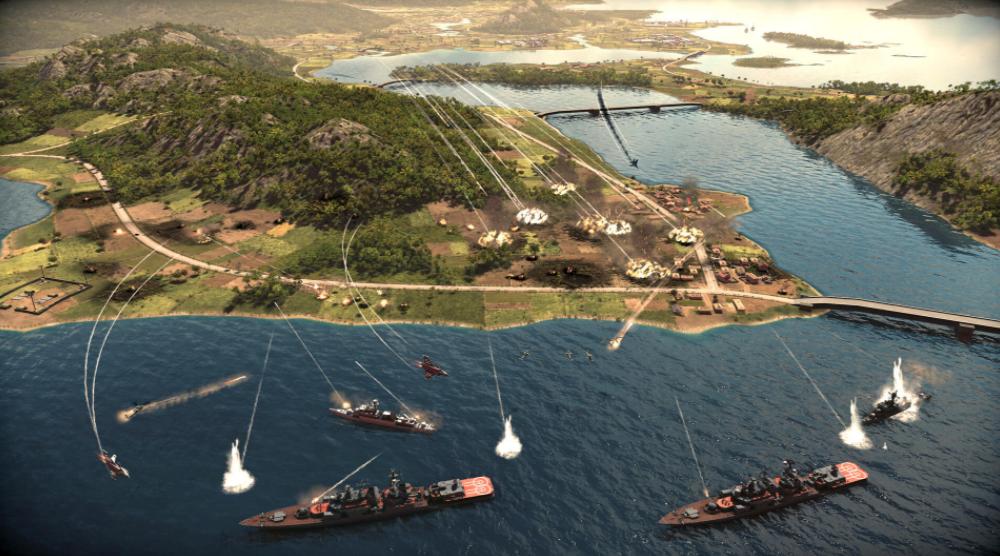 Epic免费领取游戏:《战争游戏:红龙》战略模拟游戏